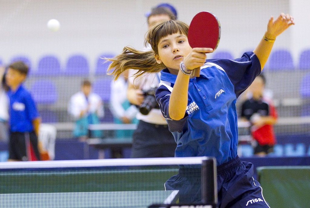 Настольный теннис   Центр спортивной подготовки Республики Татарстан